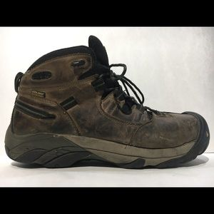 KEEN DETROIT Steel Toe Waterproof Work Boot